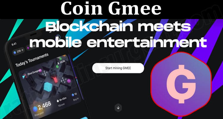 About General Information Coin Gmee