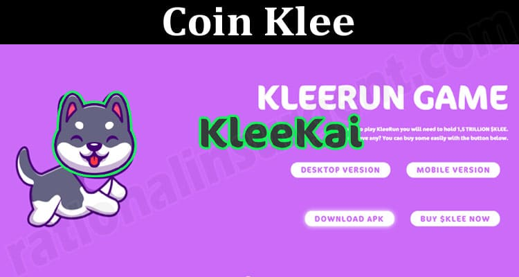 About General Information Coin Klee