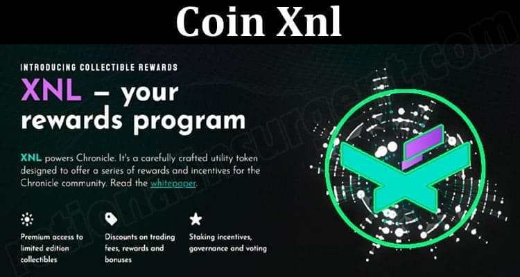 About General Information Coin Xnl