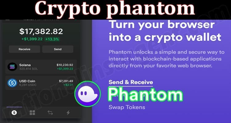 About General Information Crypto phantom