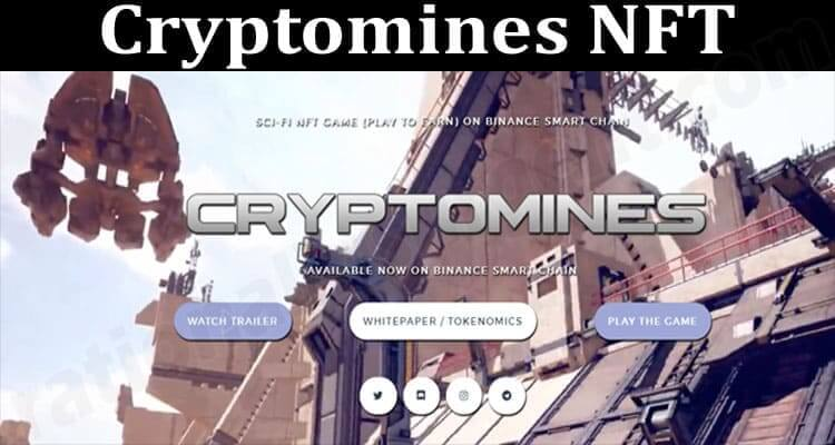 About General Information Cryptomines NFT