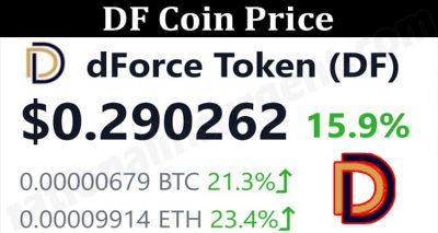 About General Information DF Coin Price