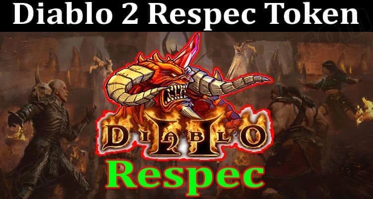 About General Information Diablo 2 Respec Token