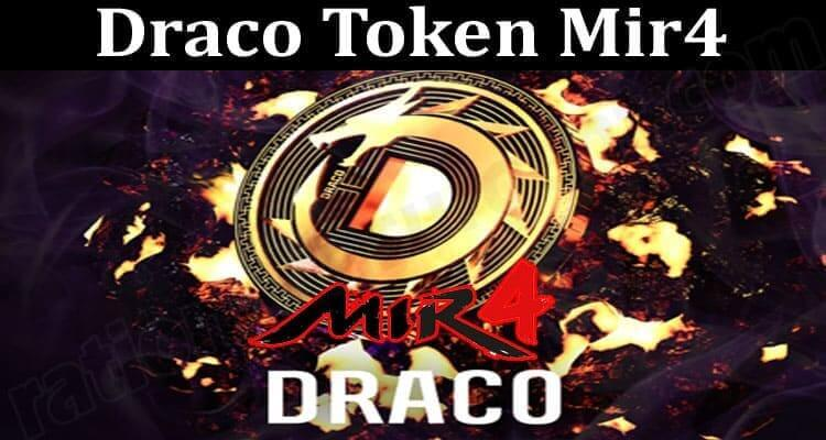 About General Information Draco Token Mir4