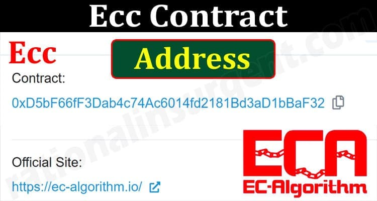 About General Information Ecc Contract Address