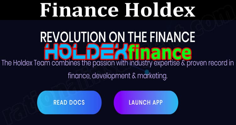 About General Information Finance Holdex