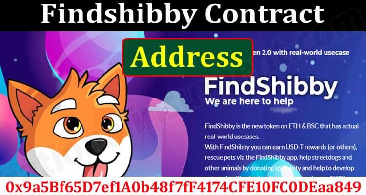 About General Information Findshibby Contract Address
