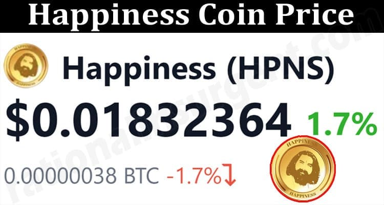 About General Information Happiness Coin Price