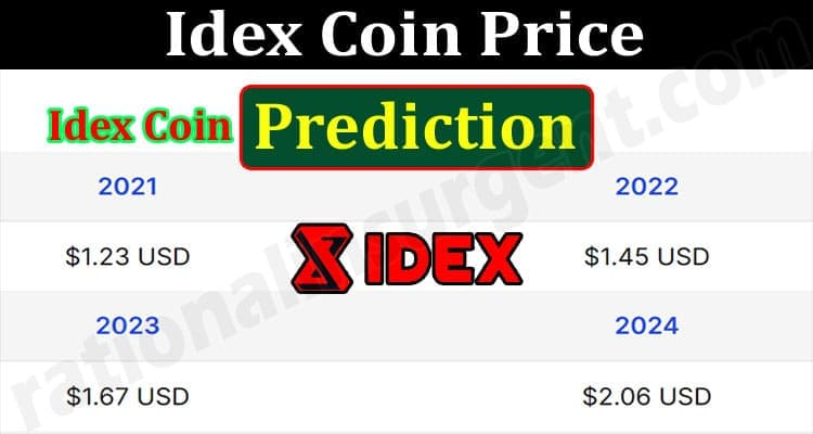 About General Information Idex Coin Price Prediction