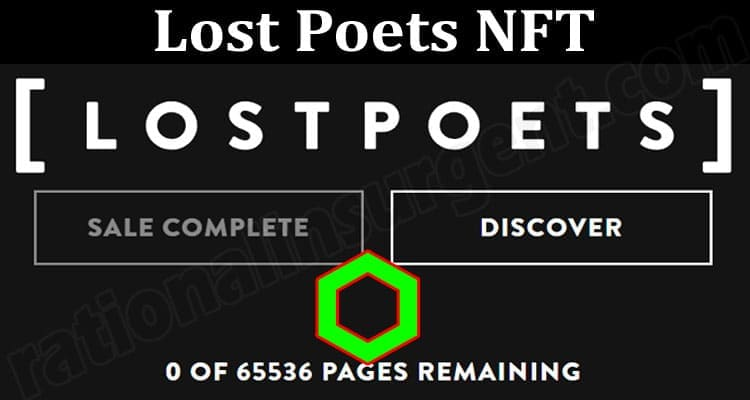 About General Information Lost Poets NFT
