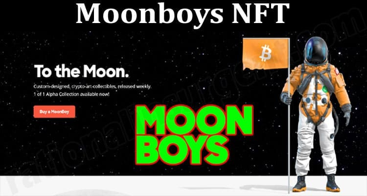About General Information Moonboys NFT