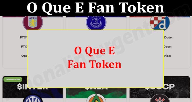About General Information O Que E Fan Token