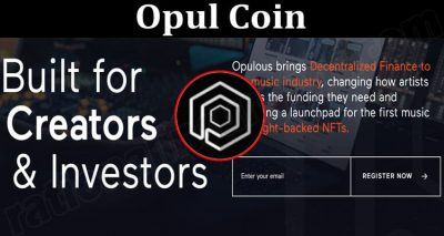 About General Information Opul Coin