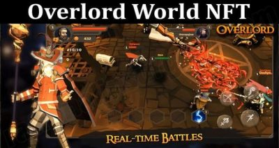 About General Information Overlord World NFT
