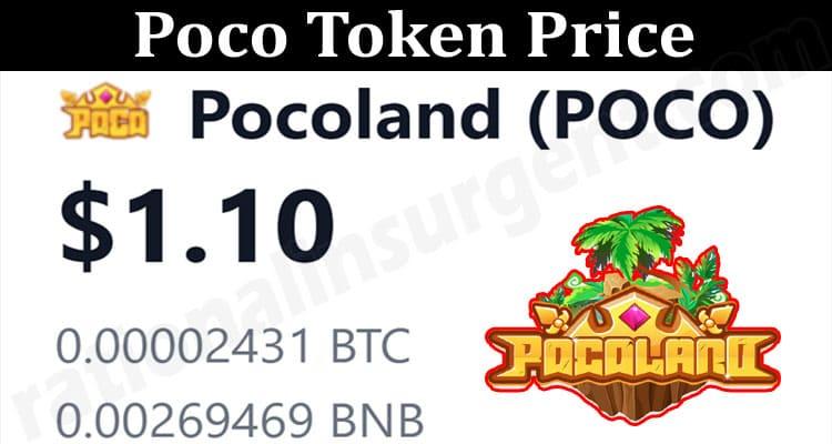 About General Information Poco Token Price
