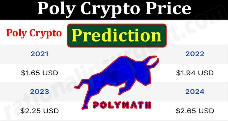 About General Information Poly Crypto Price Prediction