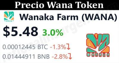 About General Information Precio Wana Token