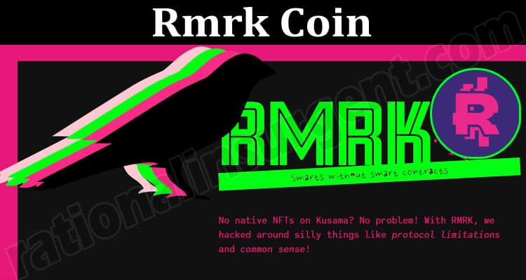 About General Information Rmrk Coin.