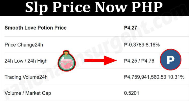 About General Information Slp Price Now PHP