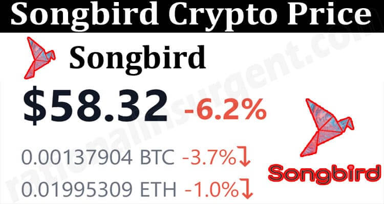 About General Information Songbird Crypto Price