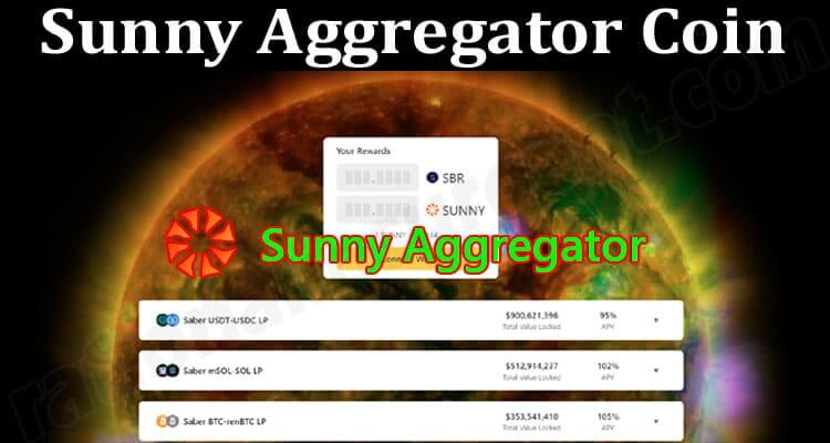 About General Information Sunny Aggregator Coin