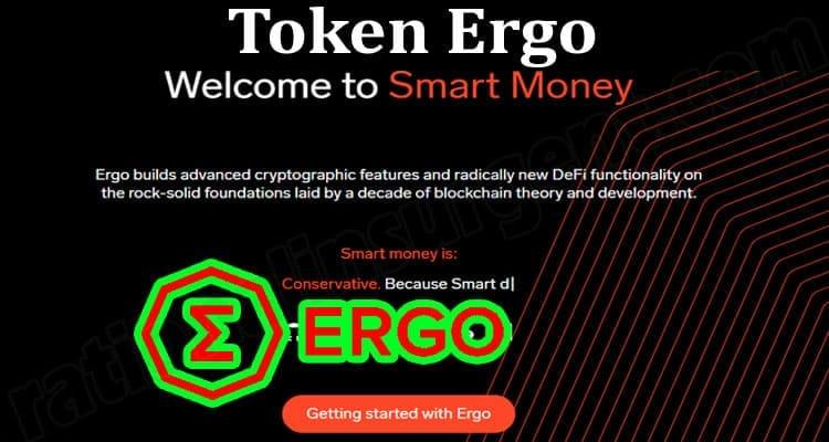 About General Information Token Ergo