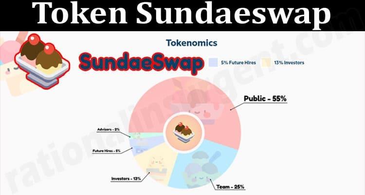 About General Information Token Sundaeswap