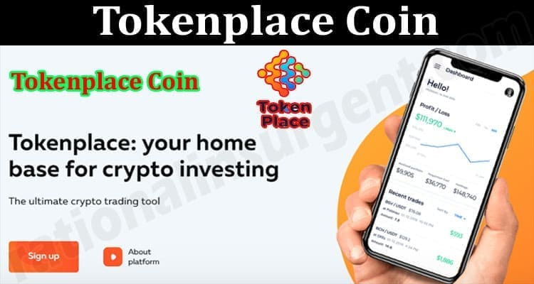 About General Information Tokenplace Coin