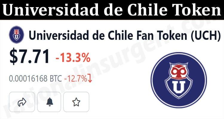 About General Information Universidad de Chile Token