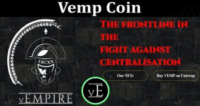 About General Information Vemp Coin