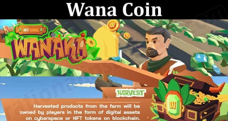 About General Information Wana Coin
