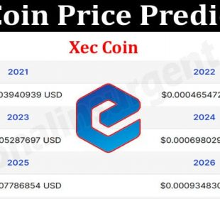 About General Information Xec Coin Price Prediction