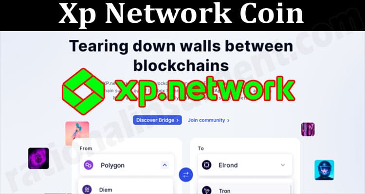 About General Information Xp Network Coin