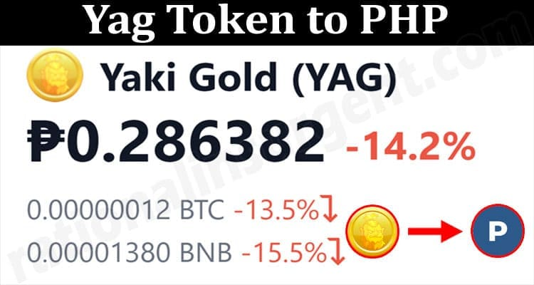 About General Information Yag Token To PHP