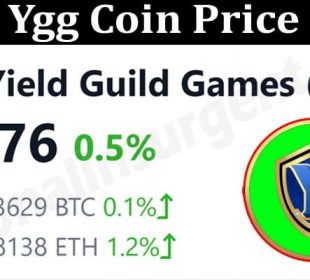 About General Information Ygg Coin Price