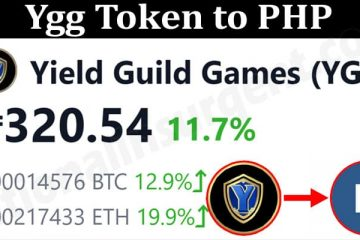 About General Information Ygg Token to PHP