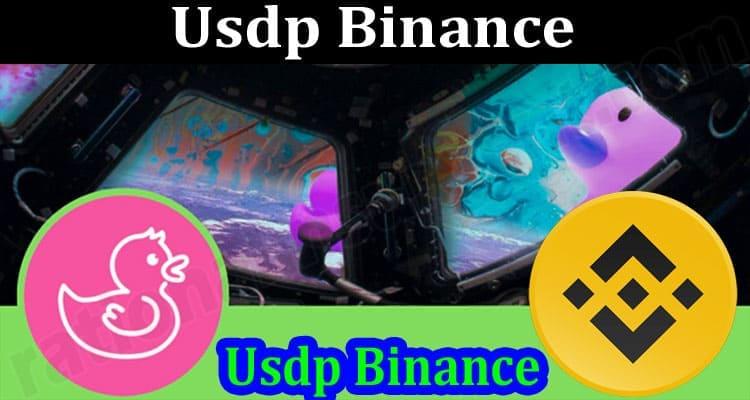 About General Informationn Usdp Binance