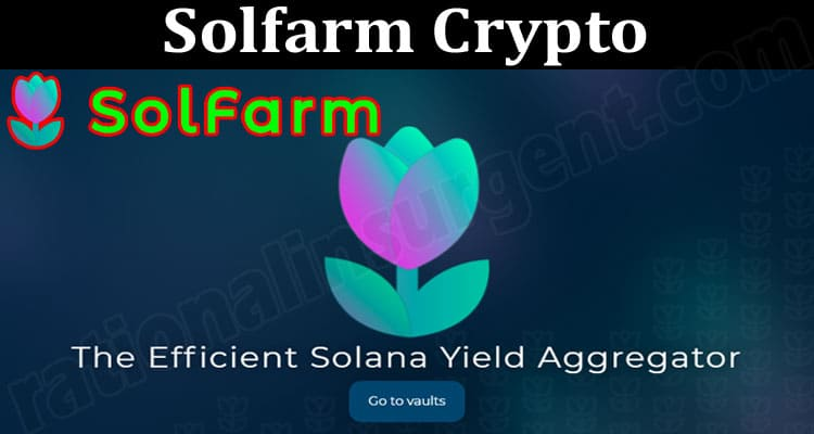 About General Inrormation Solfarm Crypto