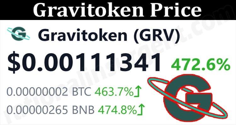 About General information Gravitoken Price