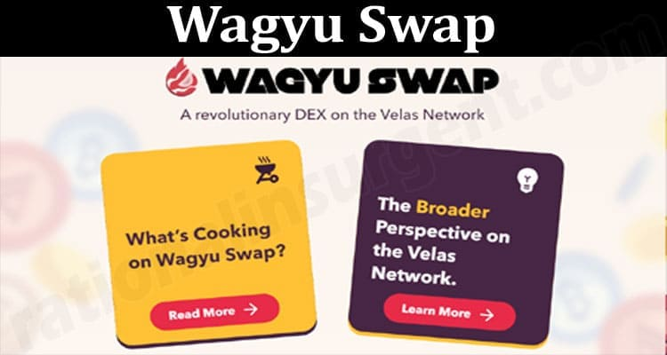 About General information Wagyu Swap