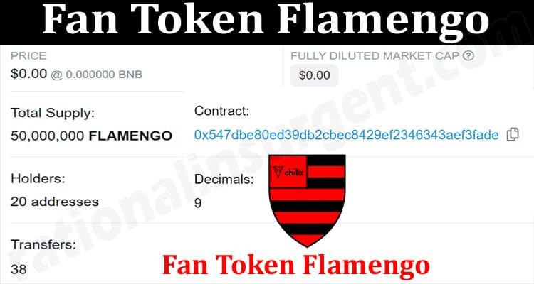 About General ingormation Fan Token Flamengo
