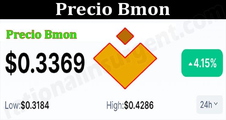 About Gereral Information Precio Bmon