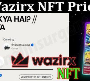 Latest News Wazirx NFT Price