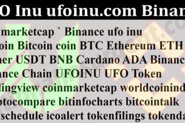 UFO Inu ufoinu.com Binance