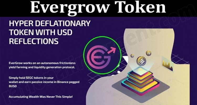 About General Imformation Evergrow Token