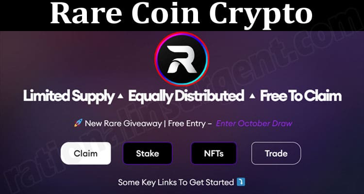 About General Infiormation Rare Coin Crypto