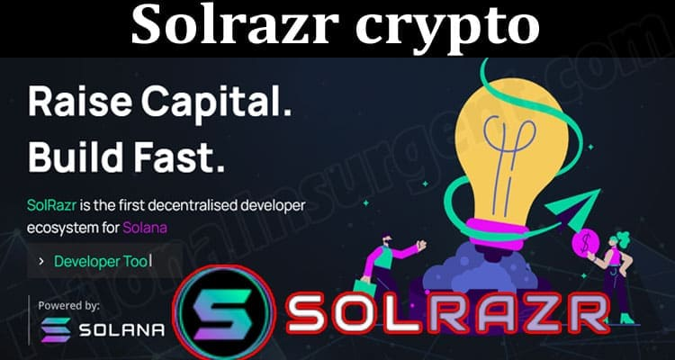 About General Informarion Solrazr crypto