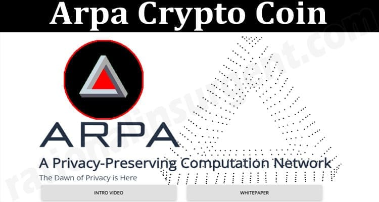 About General Information Arpa Crypto Coin