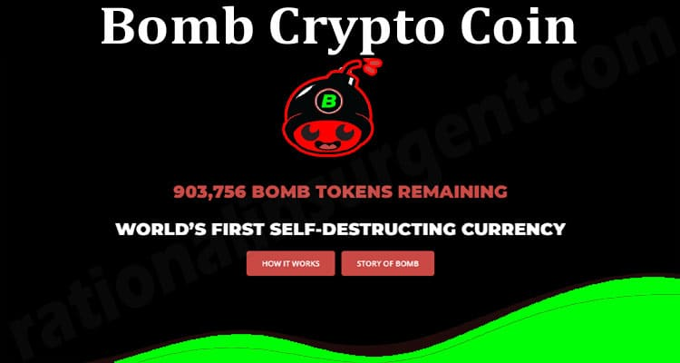 About General Information Bomb Crypto Coin