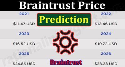 About General Information Braintrust Price Prediction